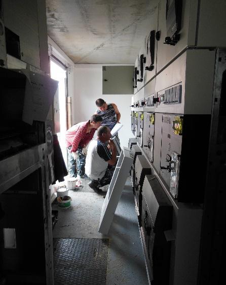 ПНР электрооборудования